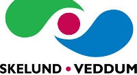 Fælles logo Skelund-Veddum