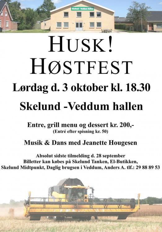 Høstfest 2015