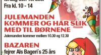 Bazar Skelund - december